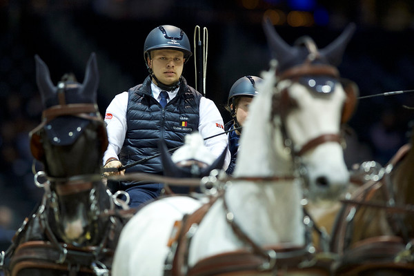ATTELAGE - FEI DRIVING WORLD CUP FINALS