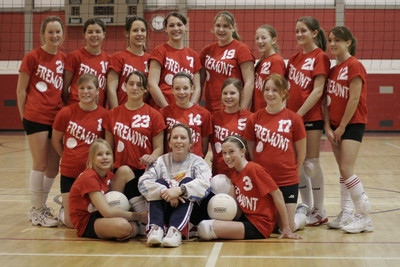 Middle School Girls Volleyball - 3/15/2006 Holton