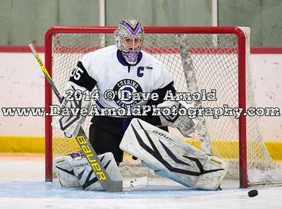 12/3/2104 - Boys Varsity Hockey - Cushing vs Dexter