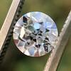1.04ct Old European Cut Diamond GIA I VS1 6