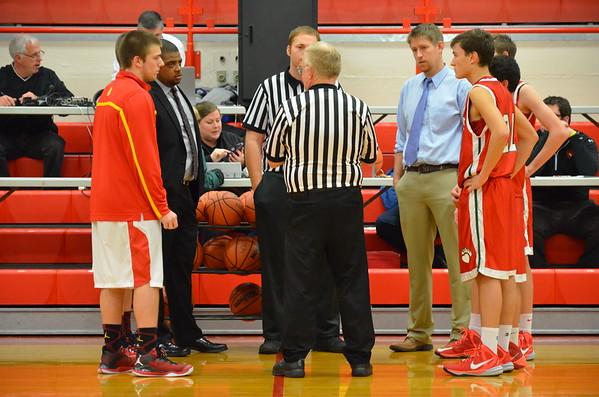 CHS Guys Basketball vs Effingham 12/5