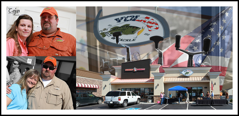 Voland Bait and Tackle - Grand Opening Event. Photography Bt Lloyd Kenney III (C) 2012 All Rights Reserved.