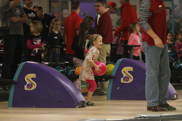 WCES Father Daughter Bowling