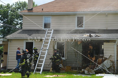 20130723 - Westbury - House Fire