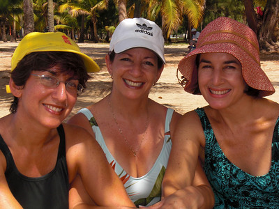 Puerto Rico - Beach and miscellaneous family gatherings