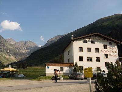 Pitztal/Wildspitz-Gletscher 8/2015