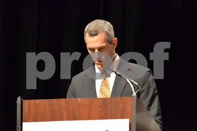 2/10/14 Tyler Morning Telegraph & CBS19 Host Candidates' Debate by Kevin Hampton