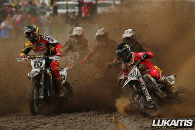 AMA Pro Motocross National Unadilla