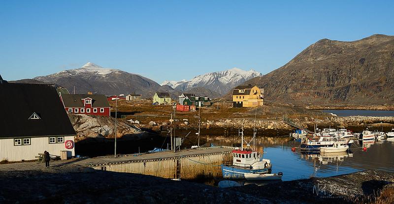 Nanortalik, South Greenland - 2016
