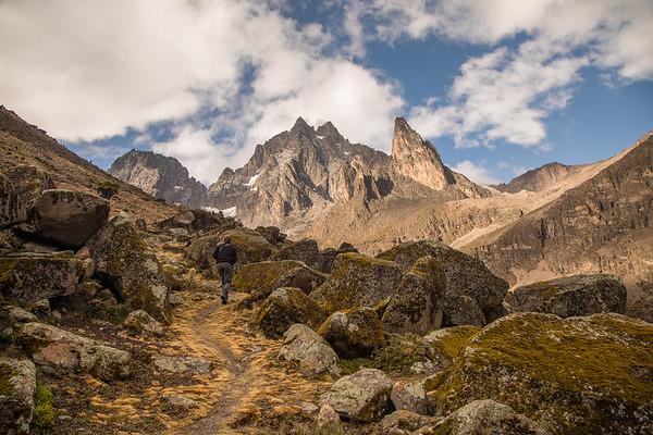 Mount Kenya March 2019