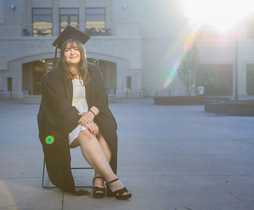 Katelynn College Graduation 2020