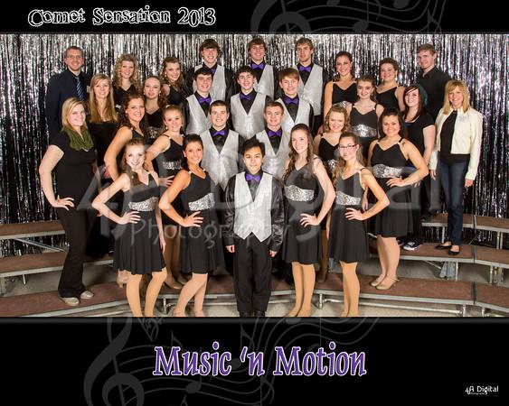 Webster City Music 'n Motion