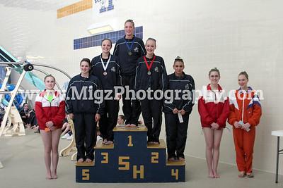 Niagara Association Age Group Championships 2007 Posed