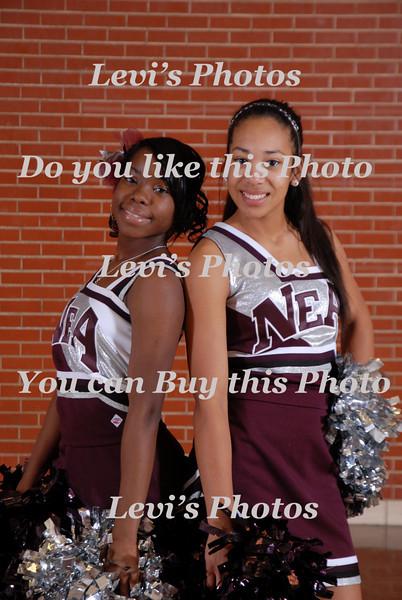 NEA Volley Ball Team & Cheer Photos