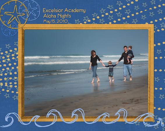 Excelsior Academy Aloha Nights