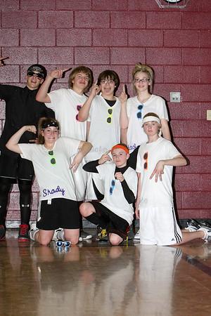 CMS Dodgeball 2009/04/03
