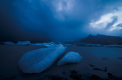 Seascapes Iceland