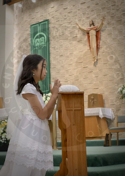 Sacred Heart First Communion 6521 11 AM