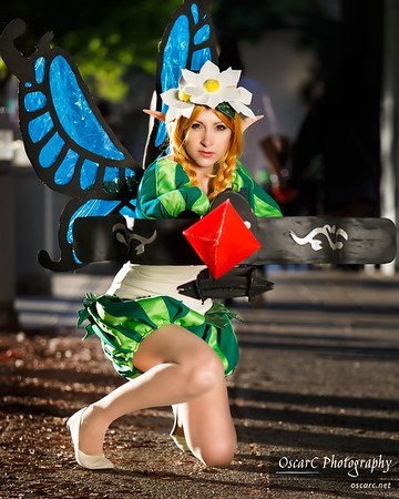 Mercedes (ShiyaWind) and Velvet (Lady Mella) from Odin Sphere