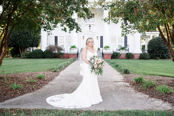 Courtney Howell ~ Bridal