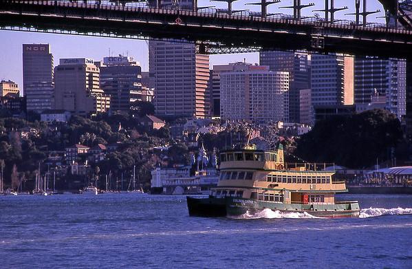 Ferry Cross The Mercee