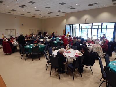 2018 Dec Seasoned Citizen Luncheon