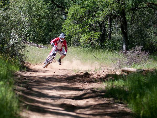 Auburn Downhill session