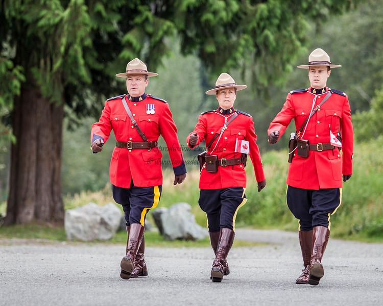 Canada Day Parade - Pemberton 2016