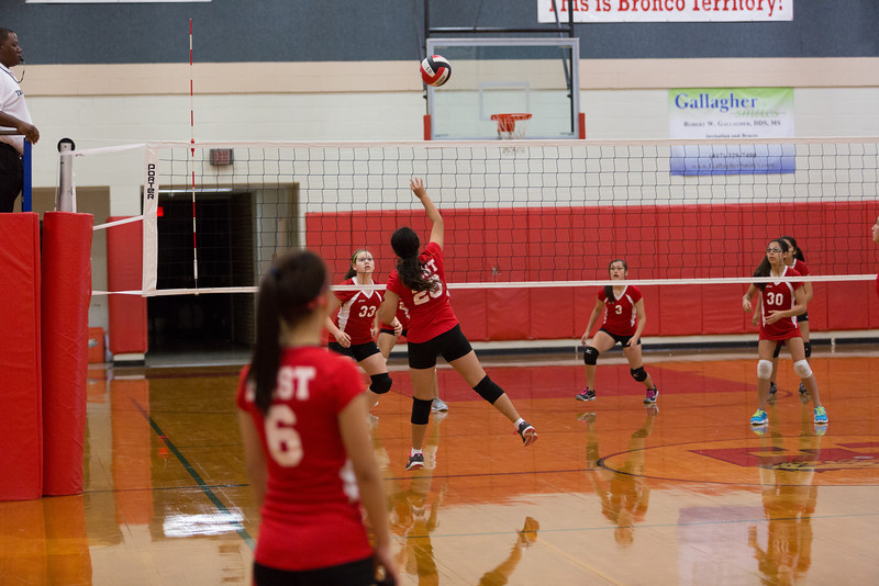 Coppell East 8th Girls 19 Sept 2013 34.jpg