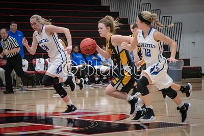 SHHS Ladies Basketball (12-27-2018)