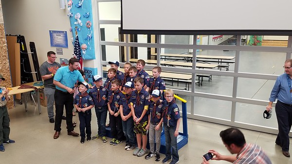 2018 Cub Scout Awards