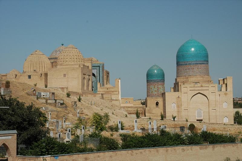 Guri Amir Mausoleum - Samarkand, Uzbekistan