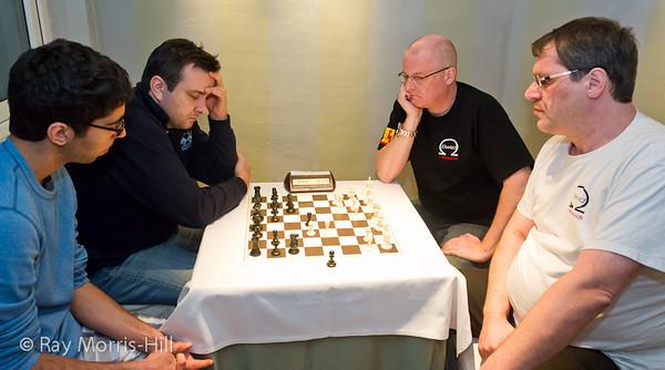 2012 Tradewise Gibraltar Chess Festival  Pairs Blitz