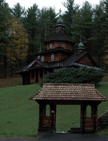Woodstock and the Ukranian Church