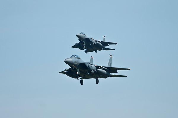 RAF Lakenheath : 23rd July