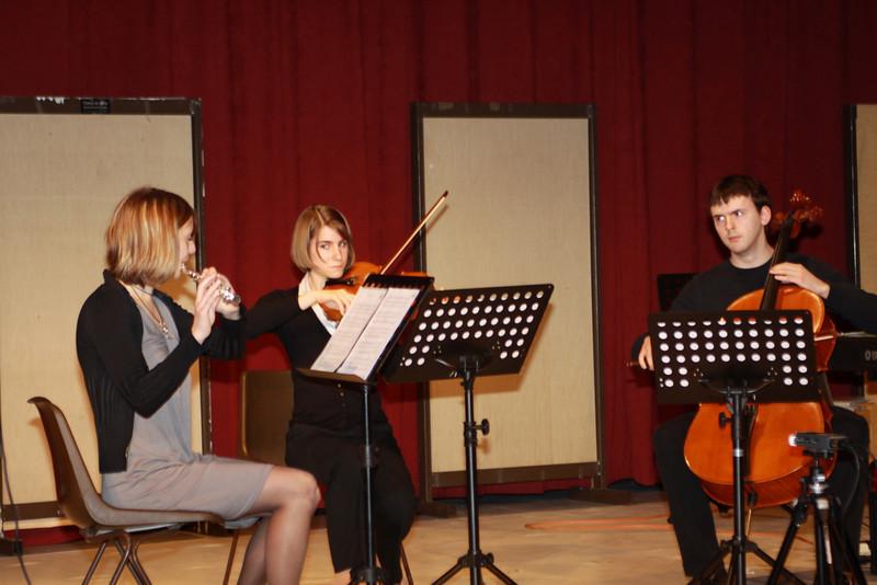 Musique de Chambre et Orchestre - mars 2010