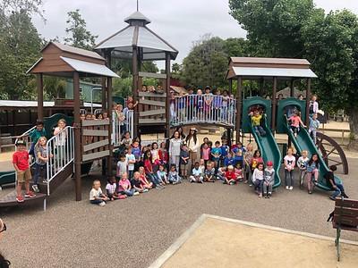 San Onofre School Zoomar's Field Trip - 05/09/2019
