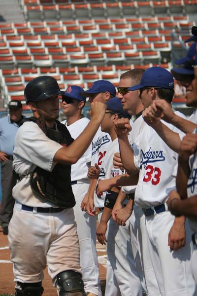 08-10-09 Dix Hills Dodgers vs Crystal Lake Cardinals Championship Game by John Pollock