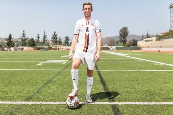 2018 Men's Soccer Portraits