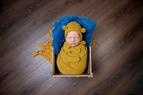 Newborn Filip