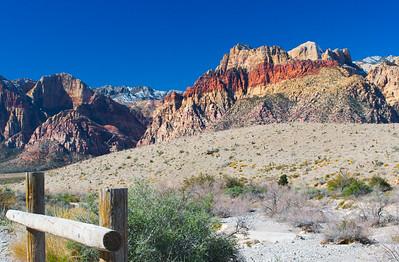 Red Rock Canyon/NV - Mar., 2012