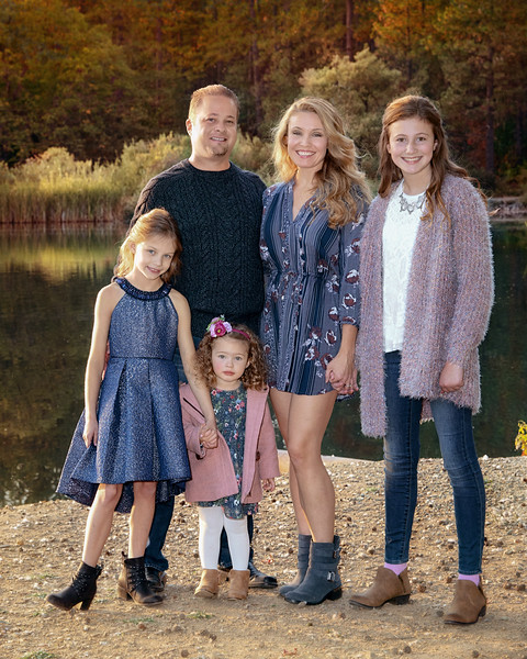 The Maier Family Fall