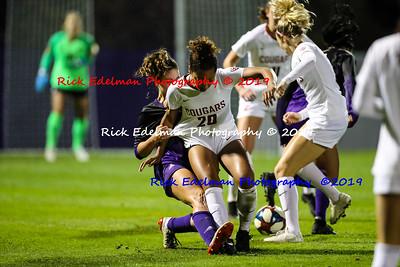 WSU vs UW Women's Soccer