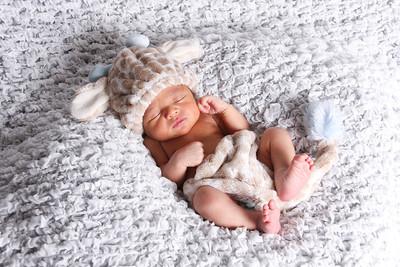 Dom ~newborn session