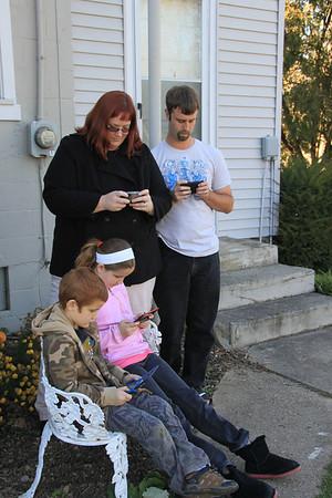 Family Outside 20121118