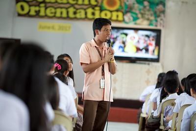 G4-10 Student Orientation 2017-2018
