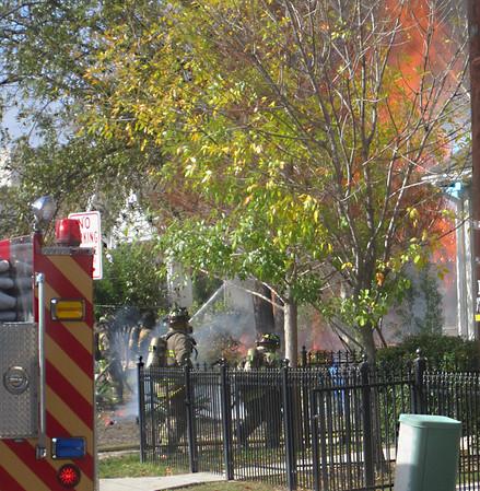 SA Fire 12-9-2011