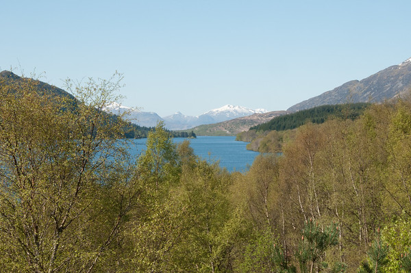On the road to Knoydart