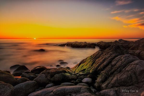 Monterey - Peble Beach