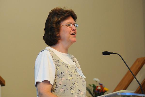 June 13, 2010 Worship Service